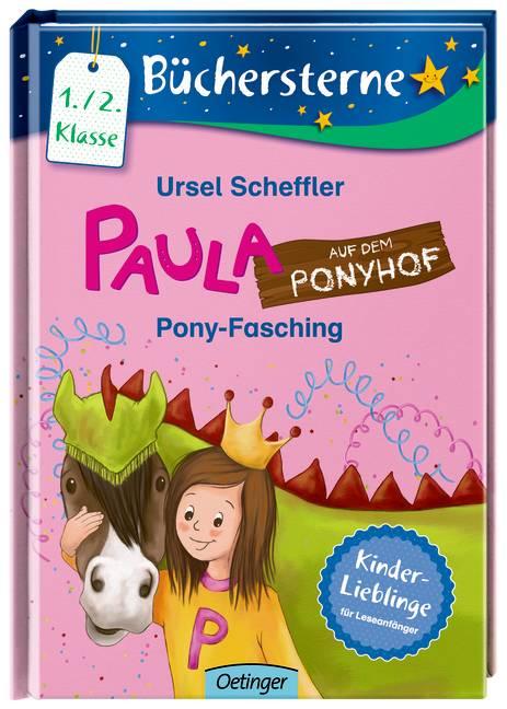 Paula auf dem Ponyhof. Pony-Fasching: Mit 16 Se...