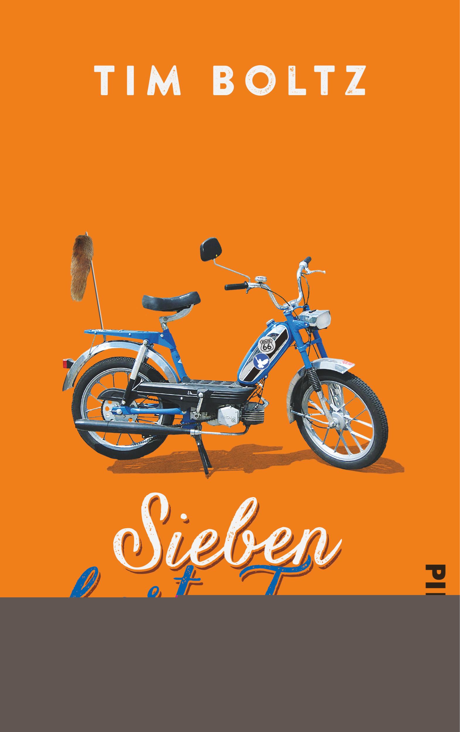Sieben beste Tage - Tim Boltz
