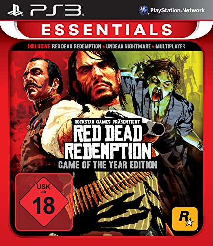 Red Dead Redemption - Game of the Year Edition ...
