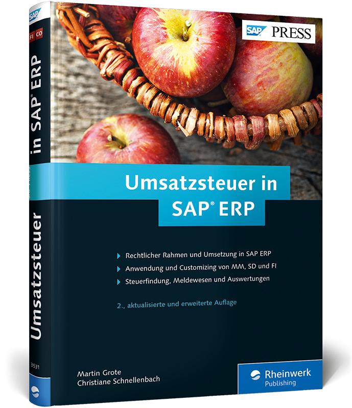 Umsatzsteuer in SAP ERP (SAP PRESS) - Grote, Ma...