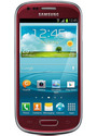 Samsung I8190N Galaxy S III mini 8GB [inkl. Near Field Communication] garnet red
