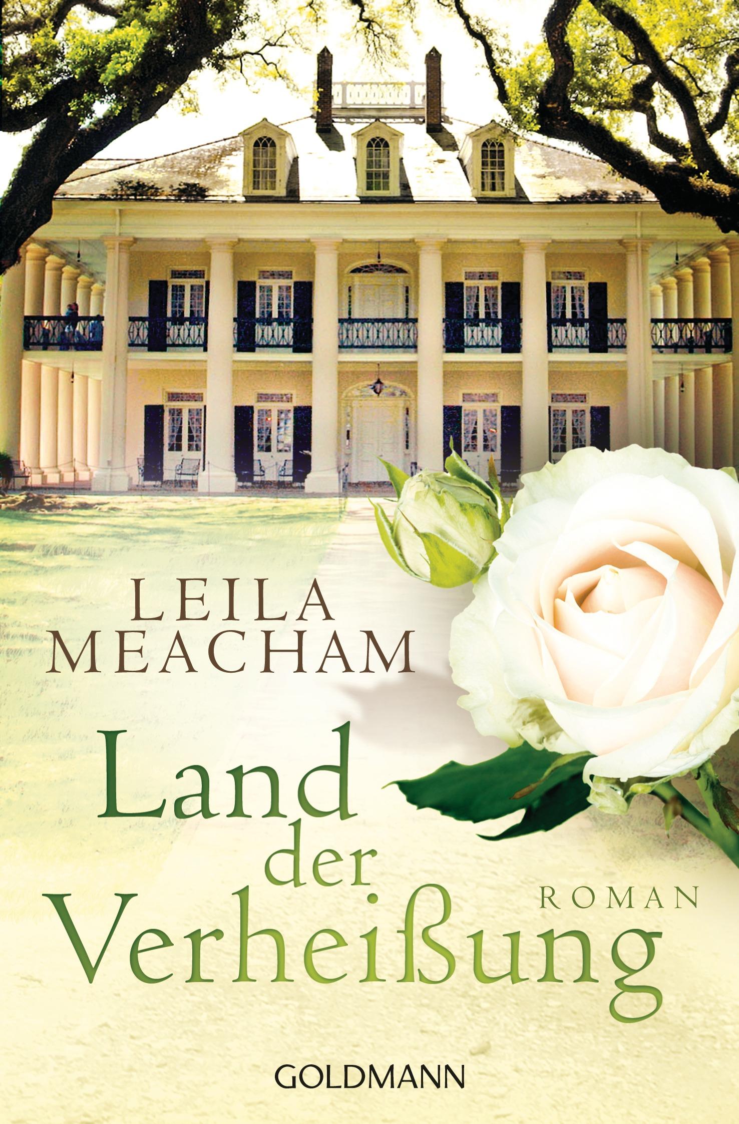 Land der Verheißung - Leila Meacham