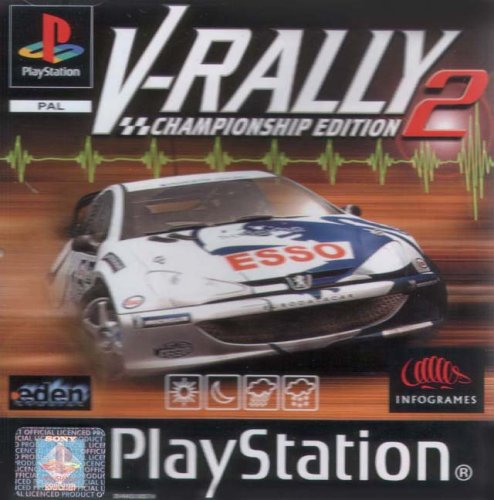 V-Rally 2: Championship Edition [PlayStation]