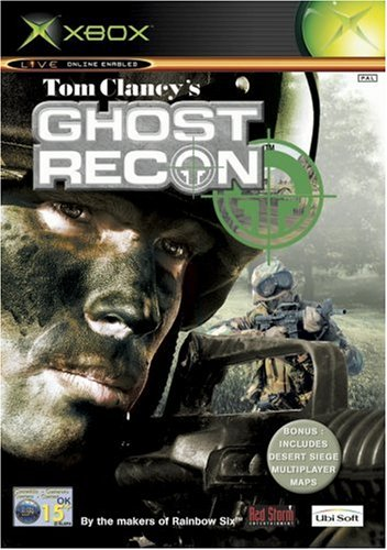 Tom Clancy´s Ghost Recon [FR Import]
