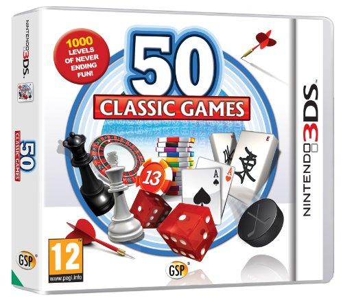 50 Classic Games (Nintendo 3DS) [UK IMPORT]
