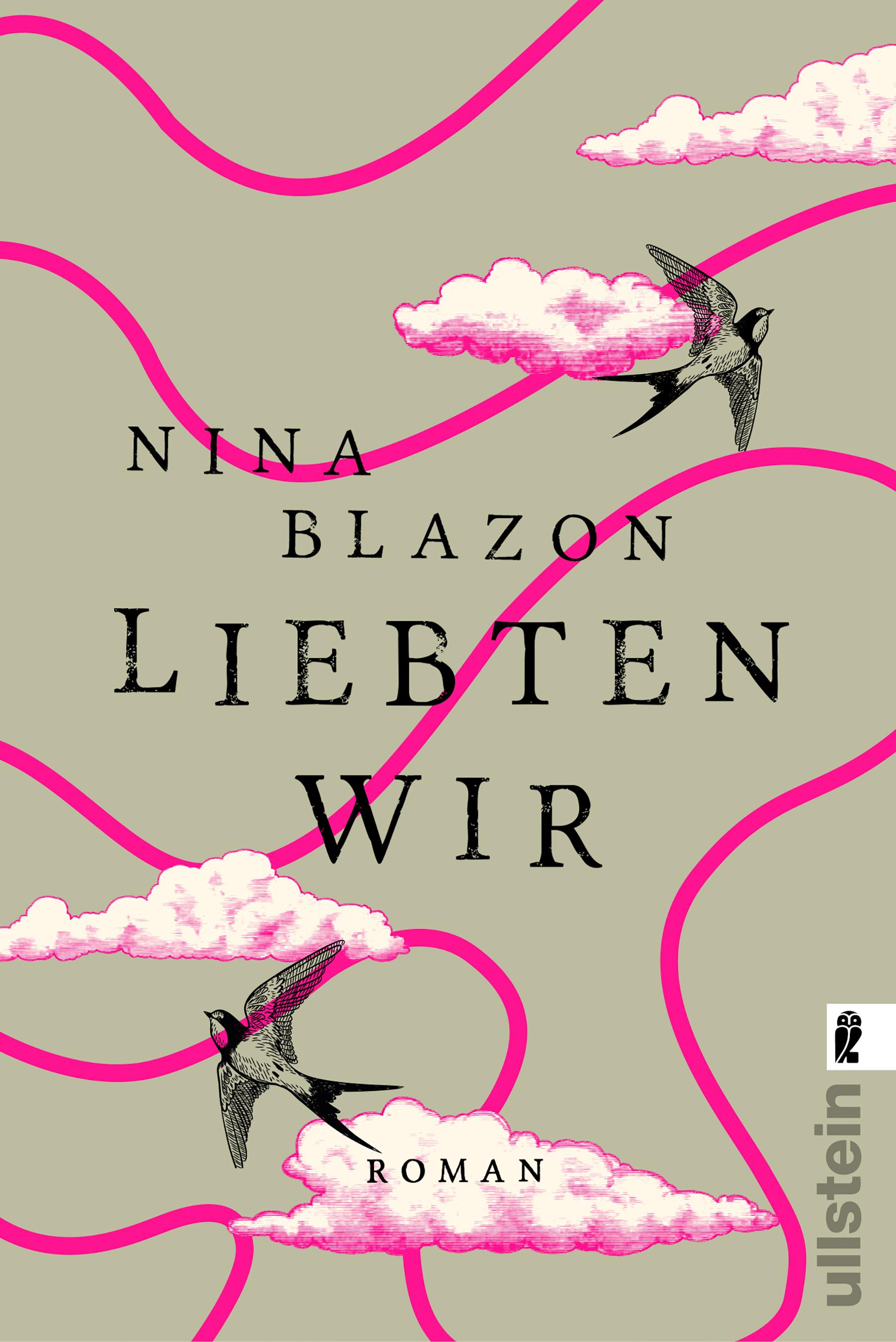 Liebten wir - Nina Blazon