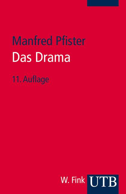 Information und Synthese: Das Drama - Theorie und Analyse [Taschenbuch, 8. Auflage 1994]