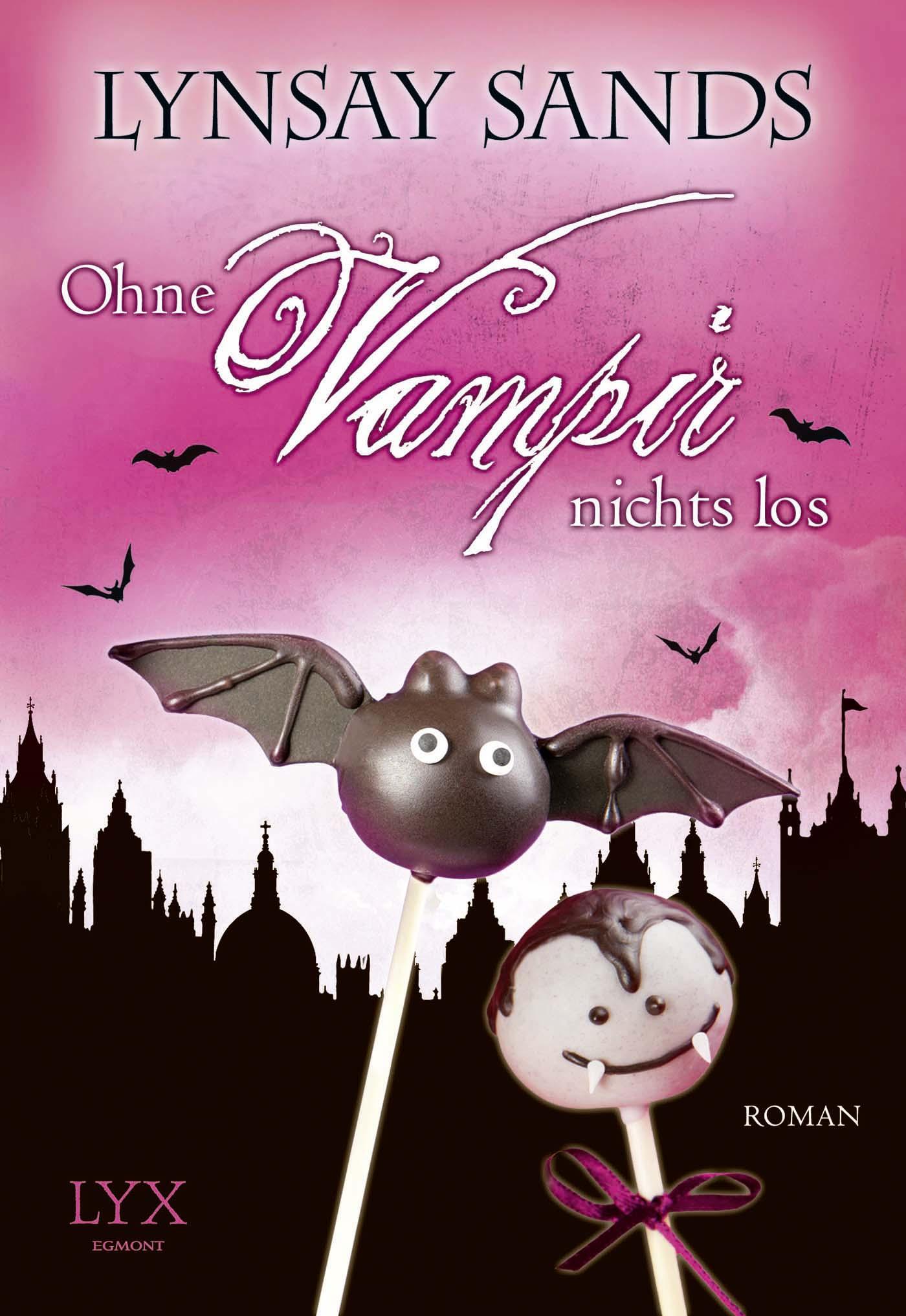 Ohne Vampir nichts los - Lynsay Sands
