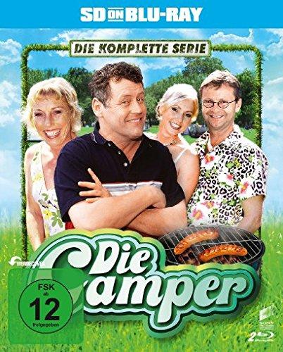 Die Camper - Die komplette Serie [SD on Blu-ray]