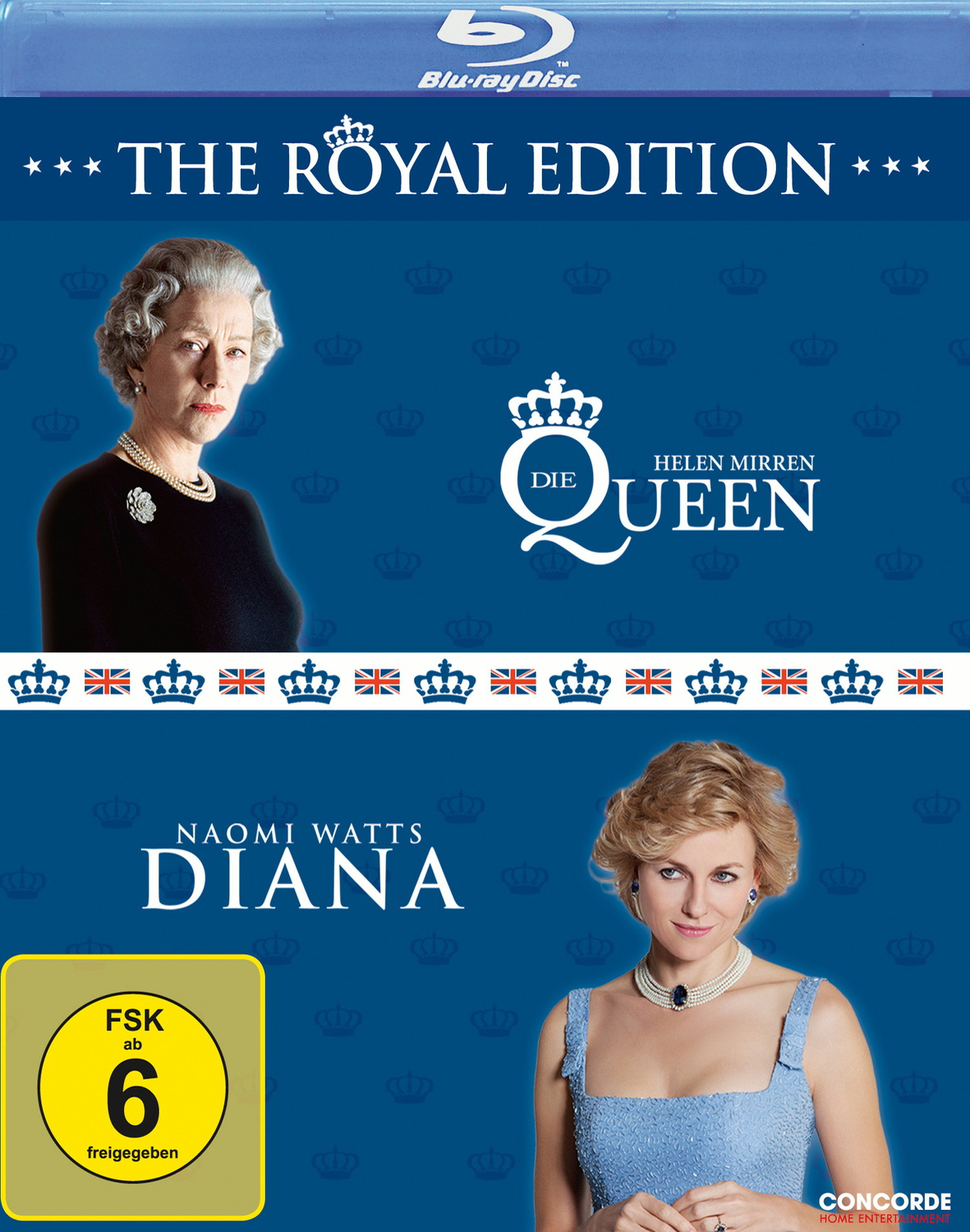 The Royal Edition - Die Queen/Lady Diana