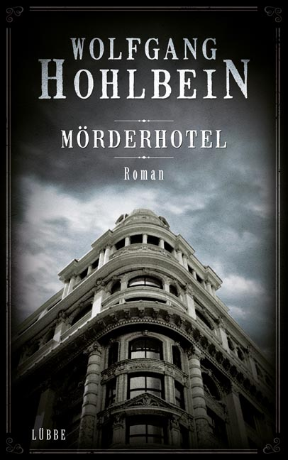 Mörderhotel - Wolfgang Hohlbein
