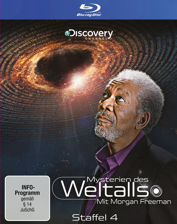 Mysterien des Weltalls - Staffel 4 [2 Discs]