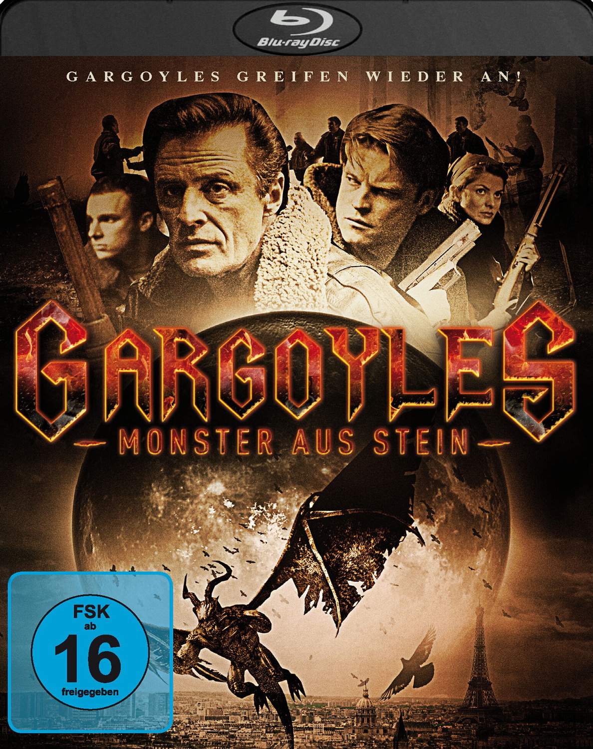Gargoyles - Monster aus Stein