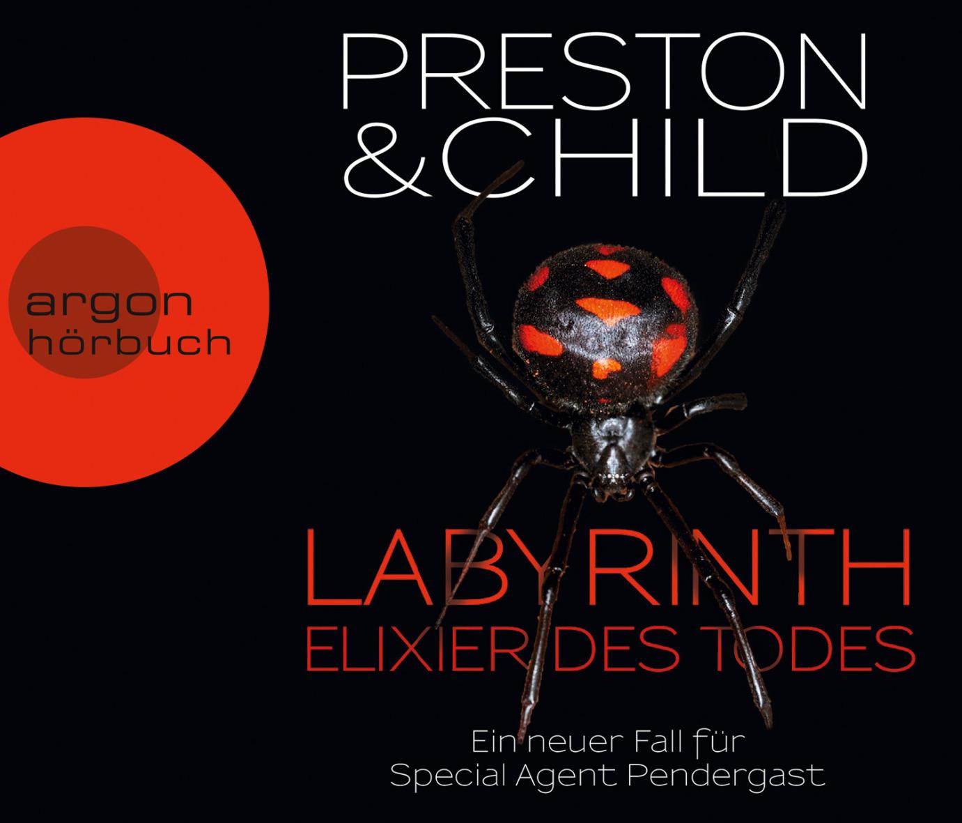 Labyrinth - Elixier des Todes - Douglas Preston