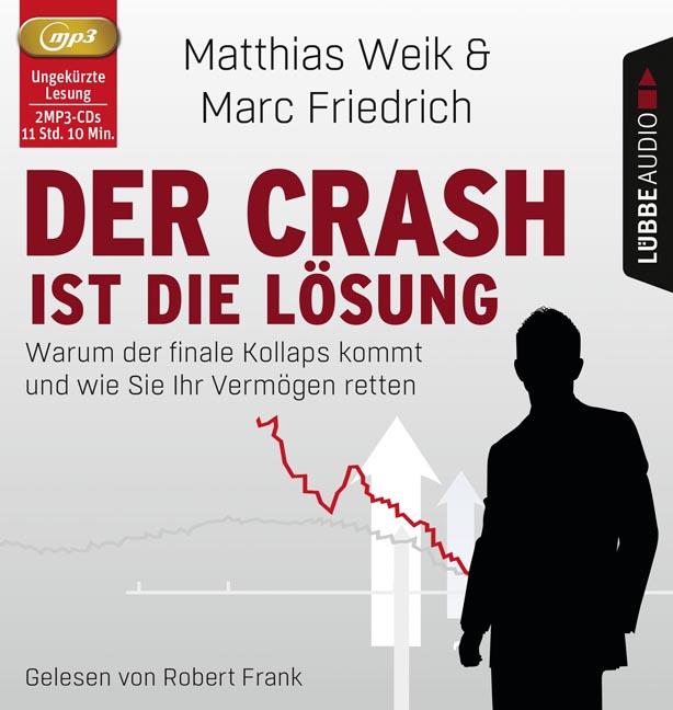 Der Crash ist die Lösung: Warum der finale Kollaps kommt und wie Sie Ihr Vermögen retten - Matthias Weik
