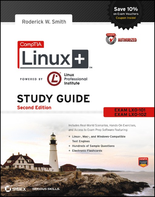 CompTIA Linux+ Study Guide: Exams LX0-101 and L...
