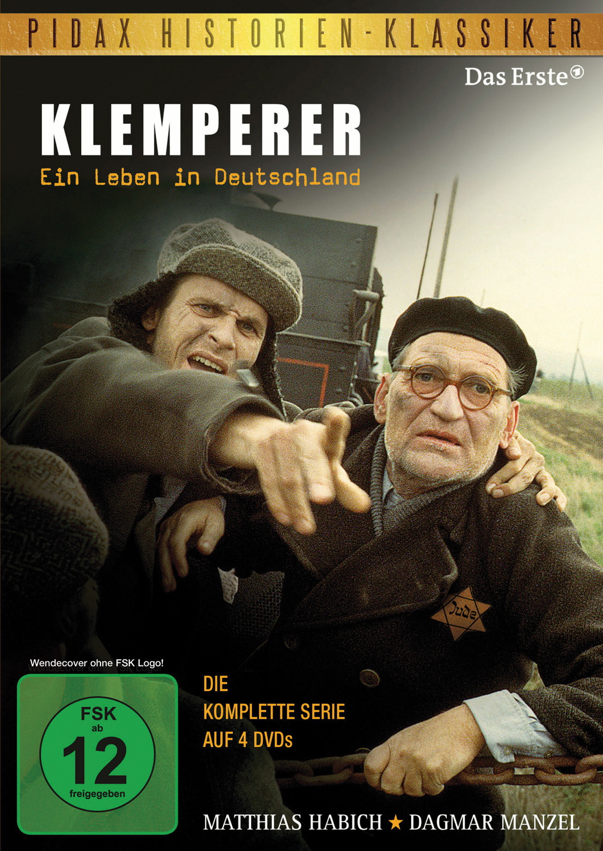 Klemperer - Ein Leben in Deutschland - Die komplette 12-teilige Serie (Pidax Historien-Klassiker) [4 DVDs]