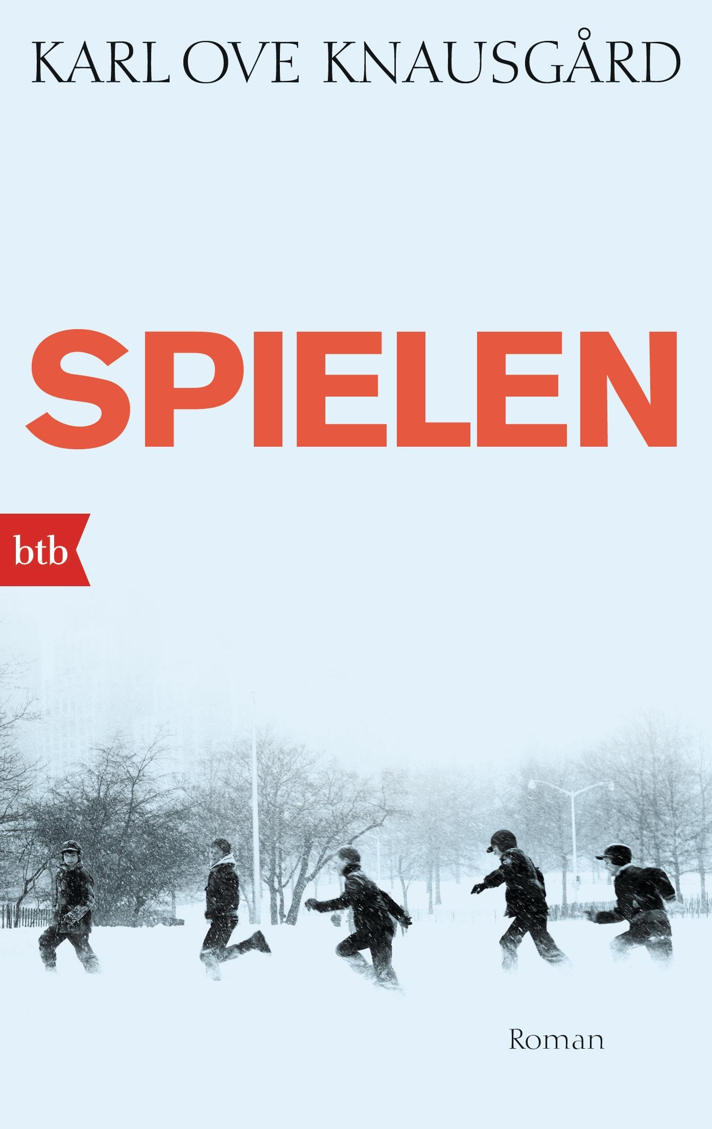 Das autobiographische Projekt: Band 3 - Spielen - Karl Ove Knausgård