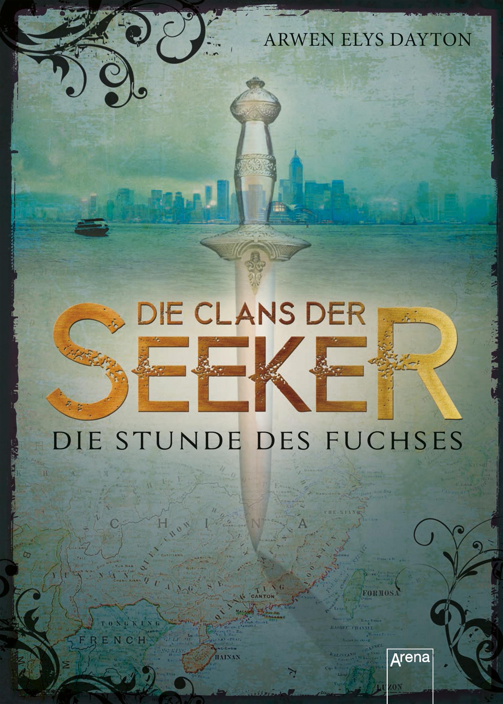 Die Clans der Seeker: Band 1 - Die Stunde des Fuchses - Arwen Elys Dayton
