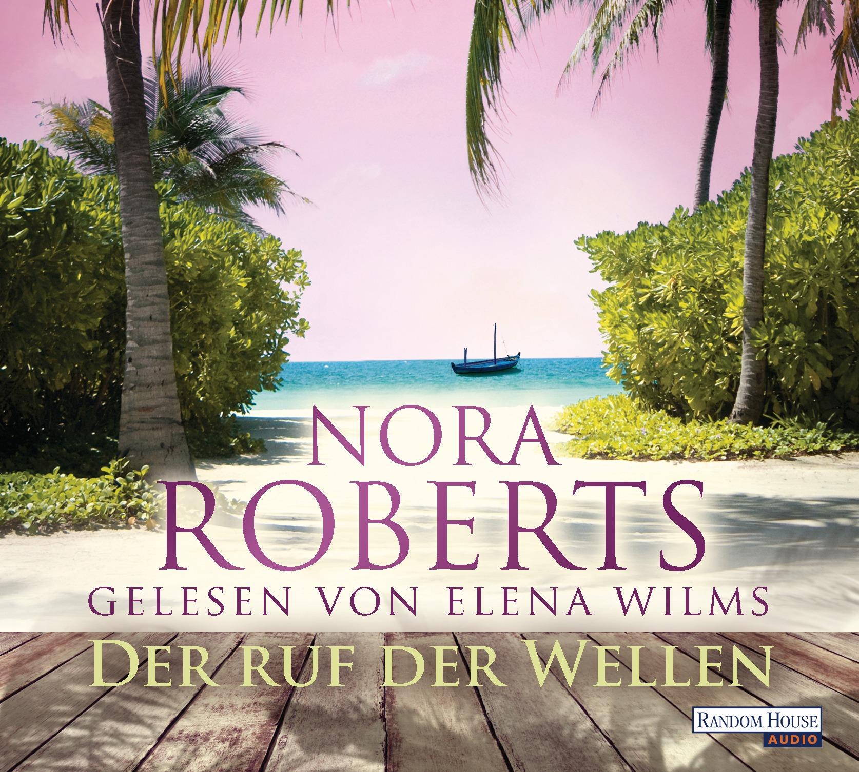 Der Ruf der Wellen - Nora Roberts