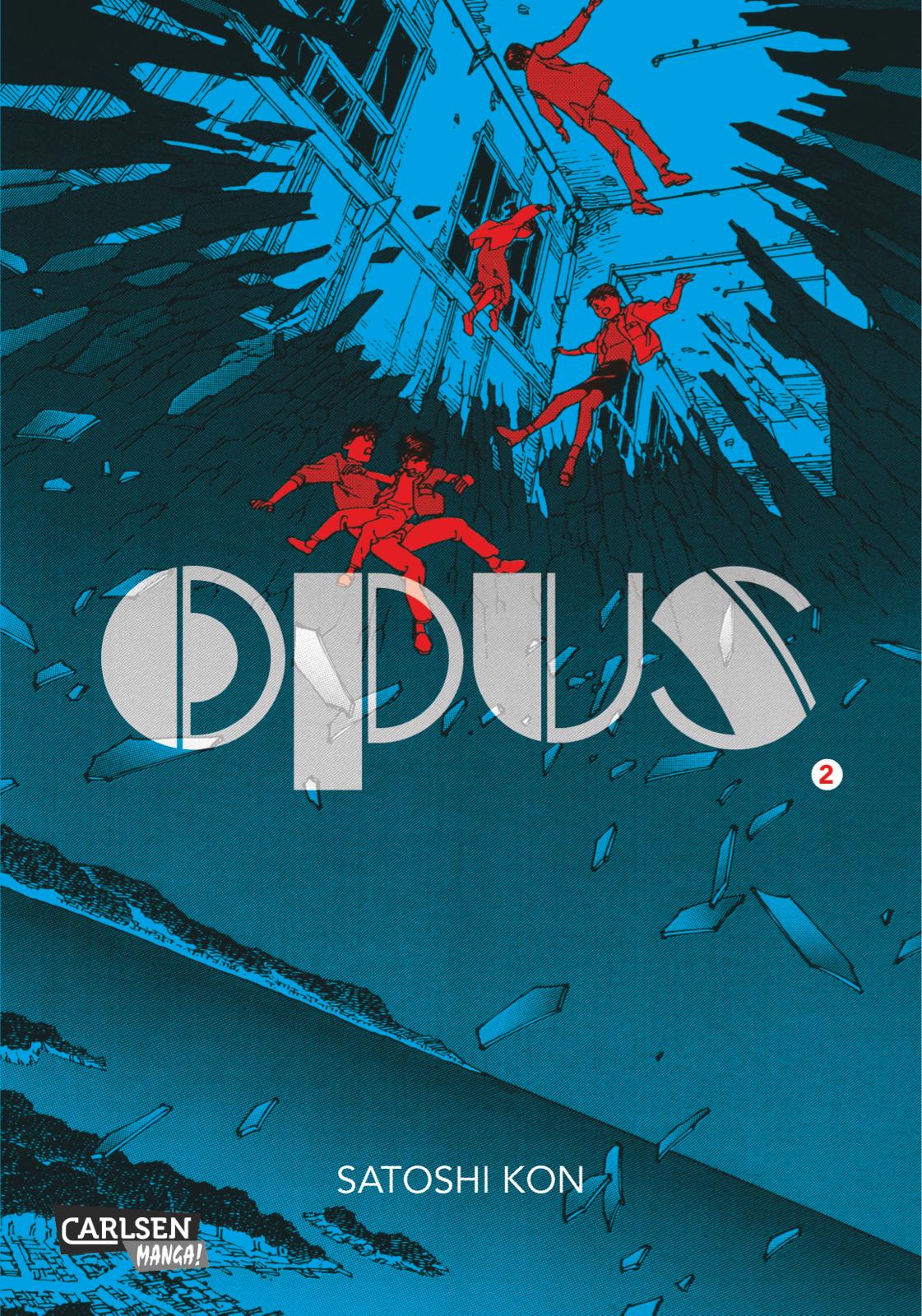 Opus, Band 2 - Kon, Satoshi
