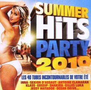 Various [Sony Music France] - Summer Hits Party...