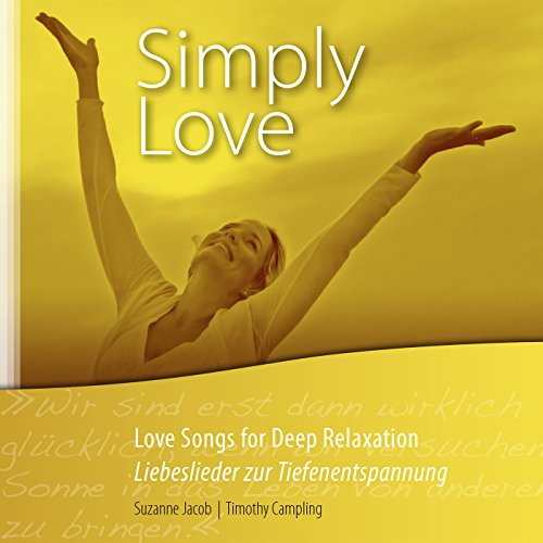 Suzanne Jacob - Simply Love - Musik-CD