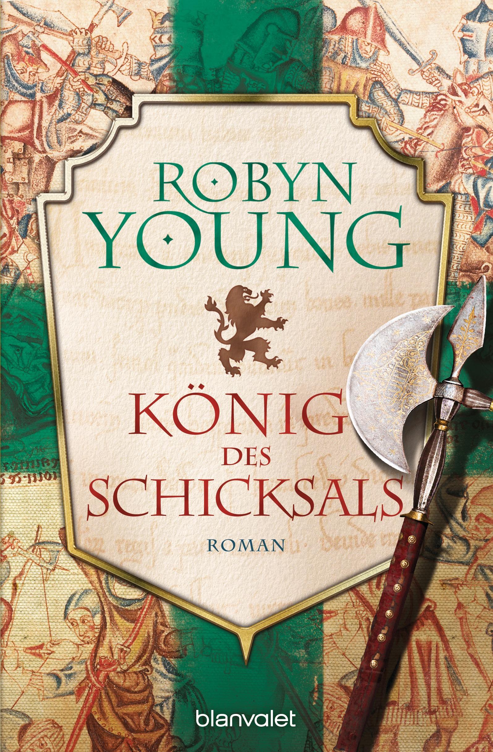 König des Schicksals - Robyn Young