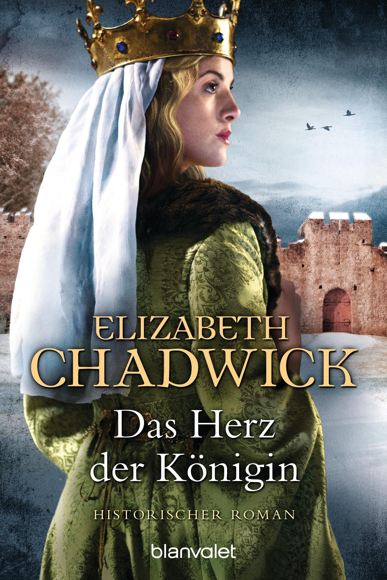 Das Herz der Königin - Elizabeth Chadwick