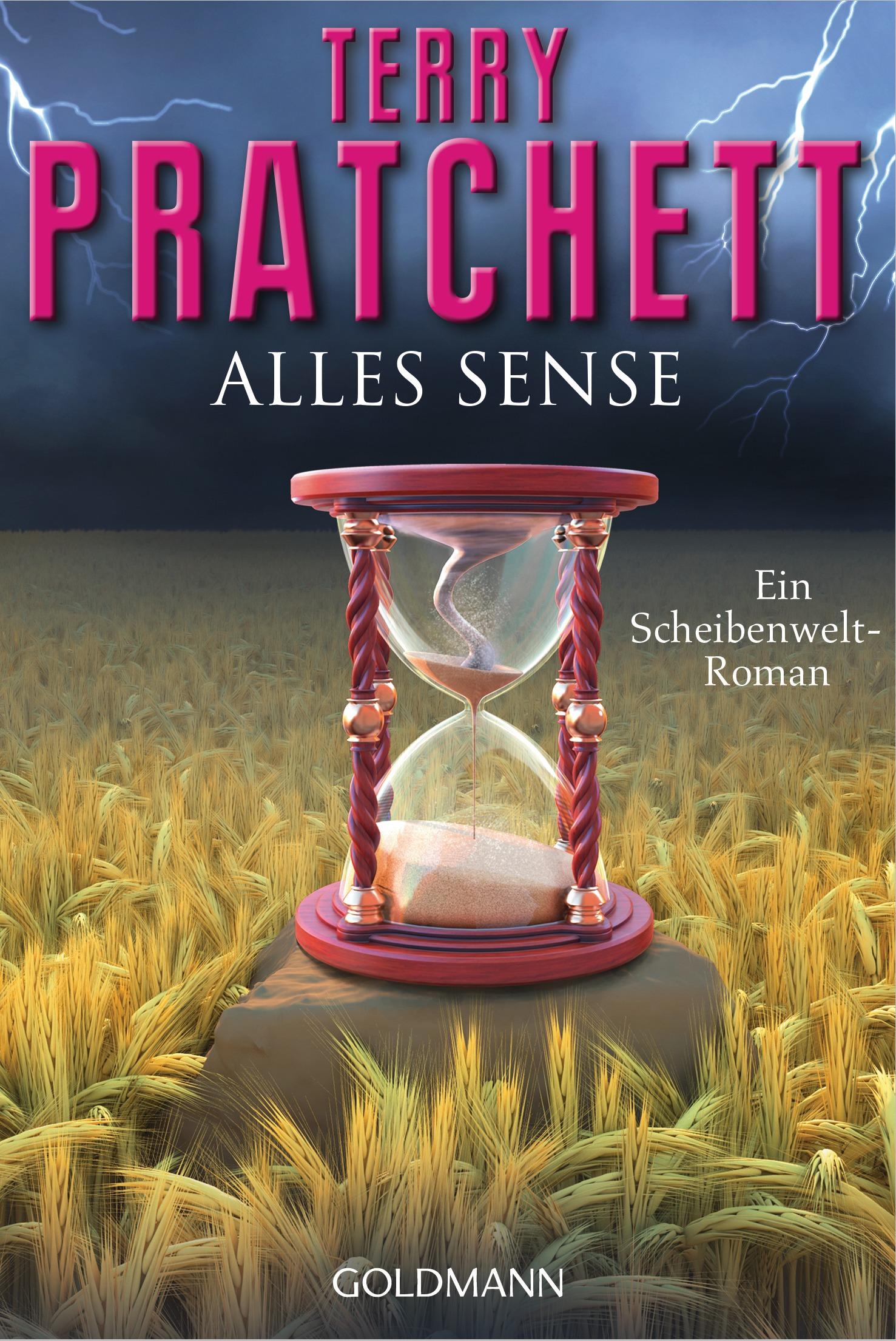 Alles Sense: Ein Scheibenwelt-Roman - Pratchett, Terry
