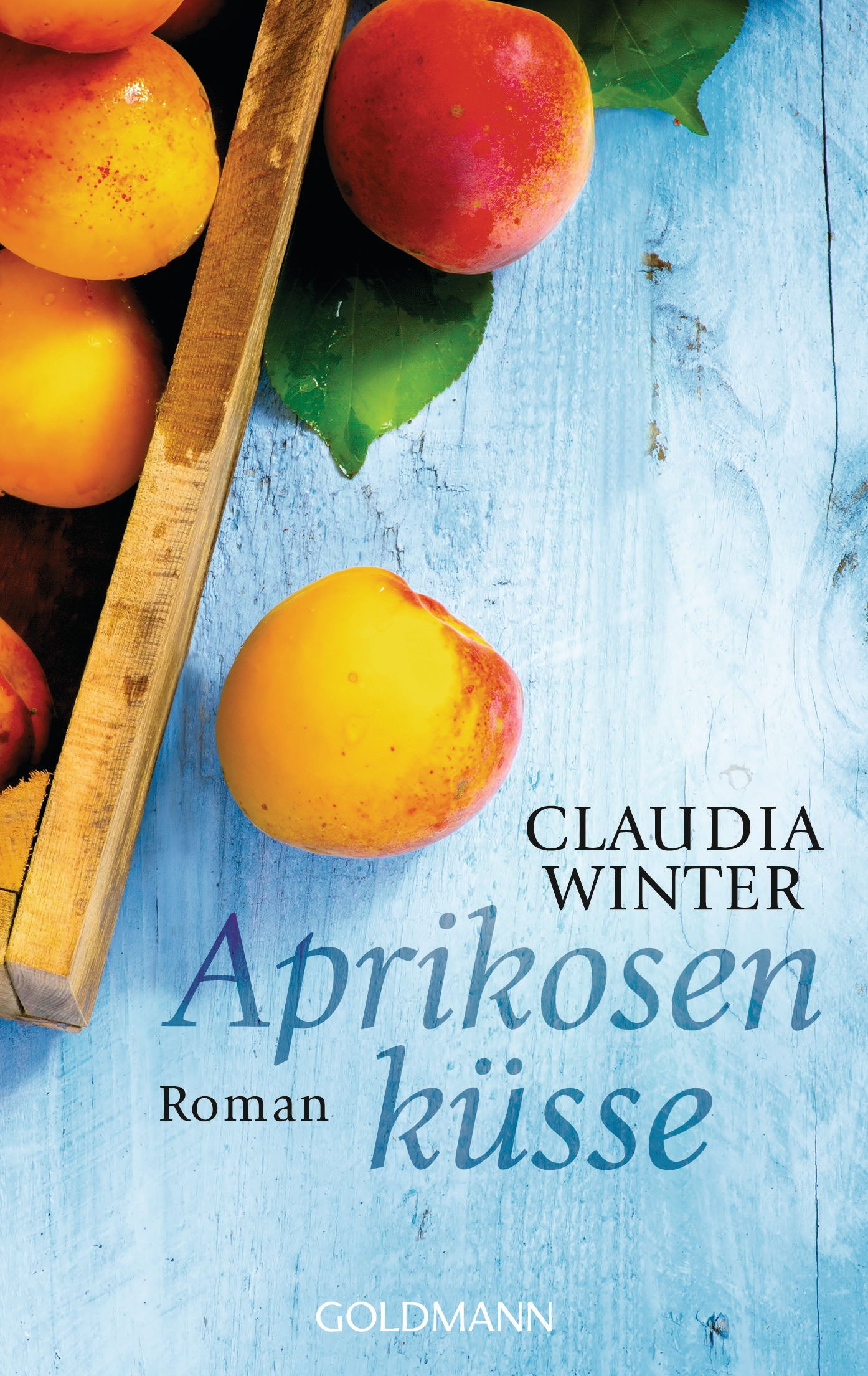 Aprikosenküsse - Claudia Winter