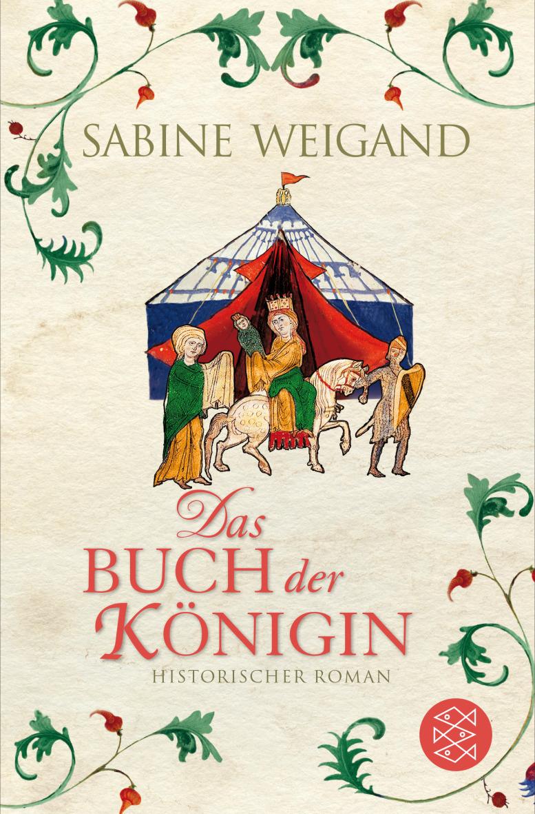 Das Buch der Königin - Sabine Weigand