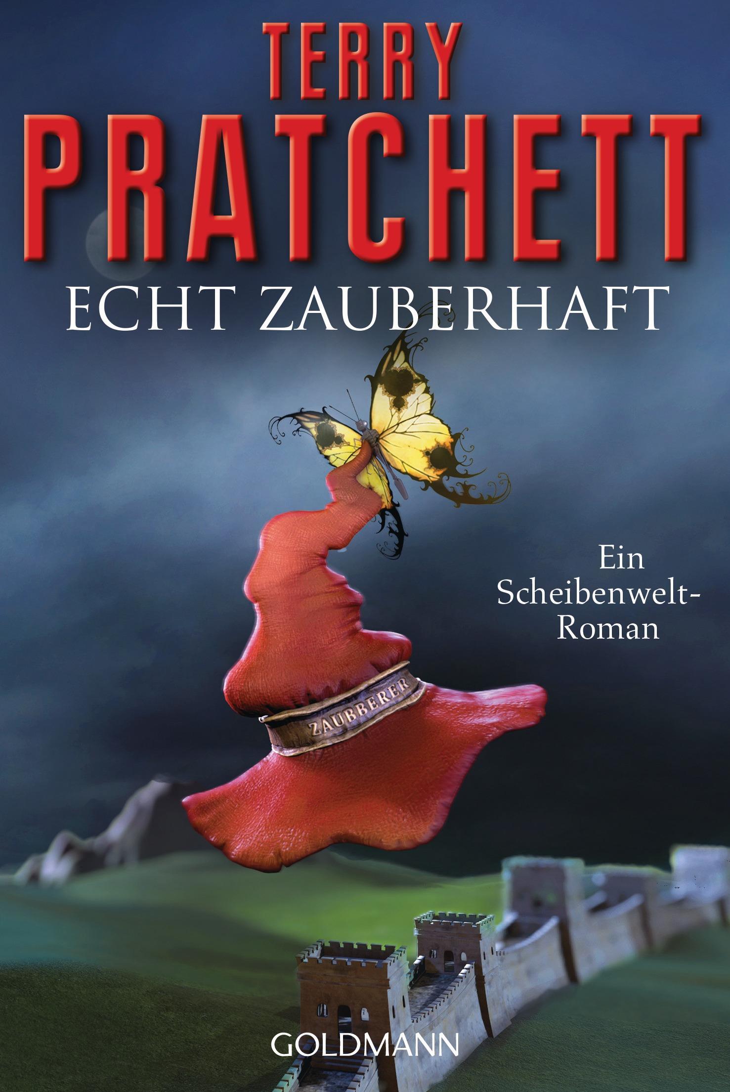 Echt zauberhaft: Ein Scheibenwelt-Roman - Pratchett, Terry