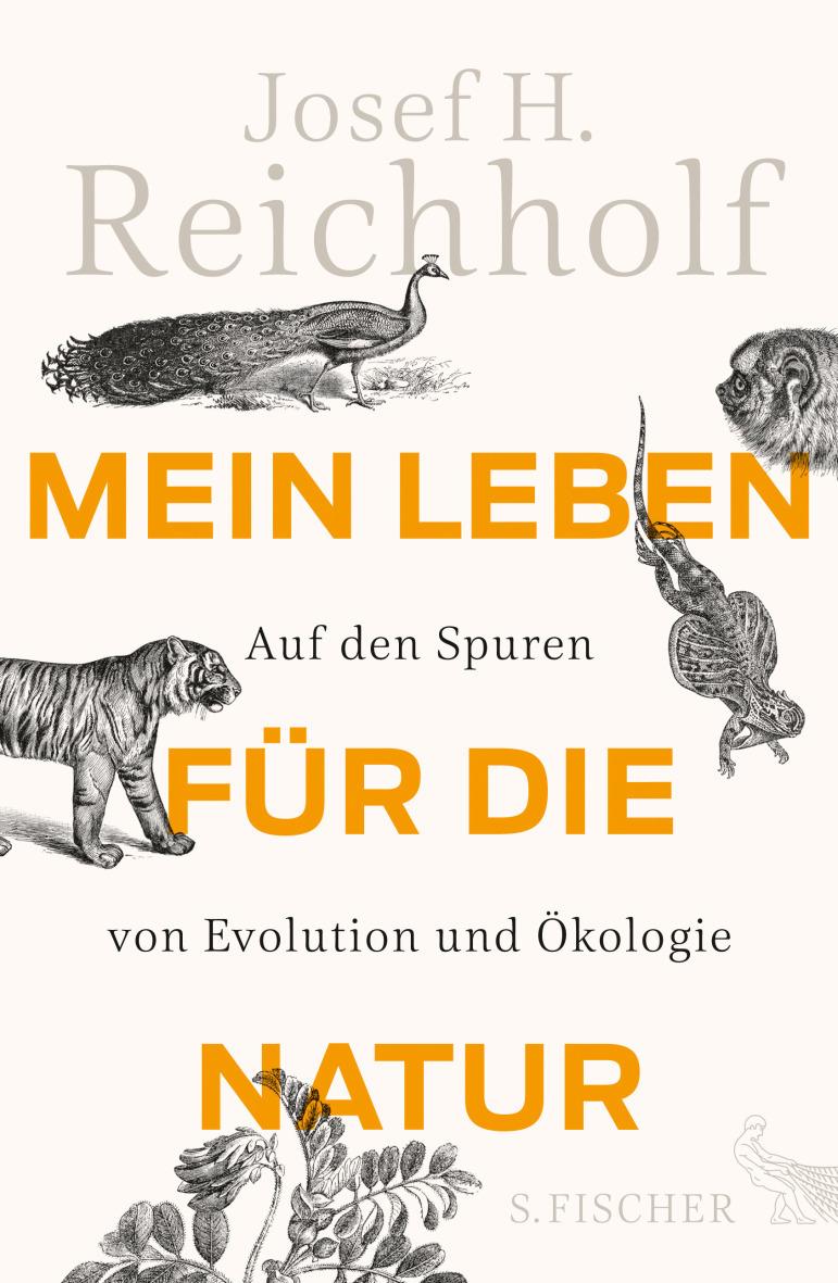 Mein Leben für die Natur: Auf den Spuren von Evolution und Ökologie - Reichholf, Josef