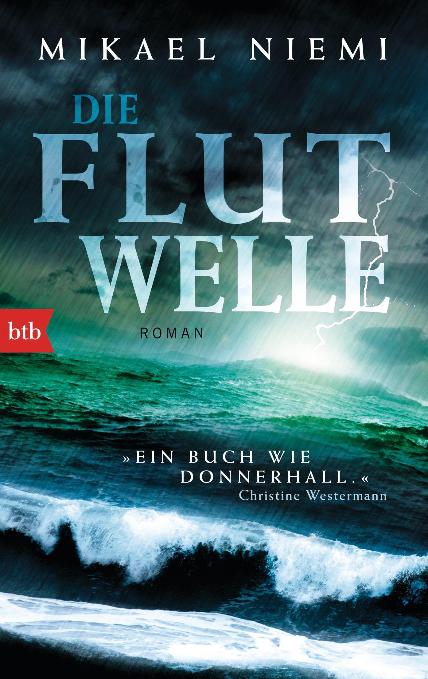 Die Flutwelle - Mikael Niemi