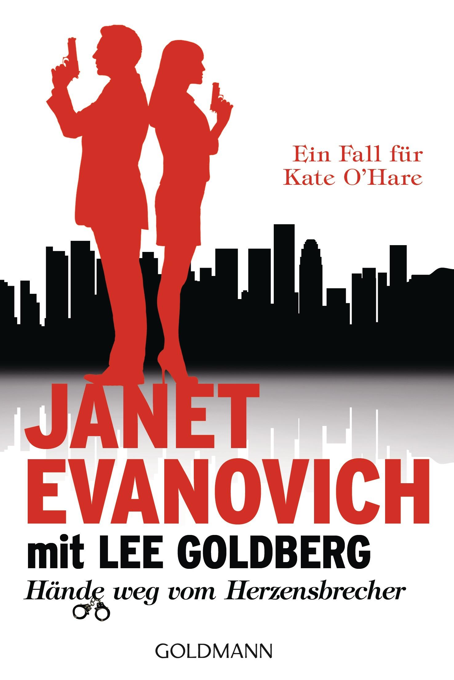 Hände weg vom Herzensbrecher: Ein Fall für Kate O´Hare - Evanovich, Janet
