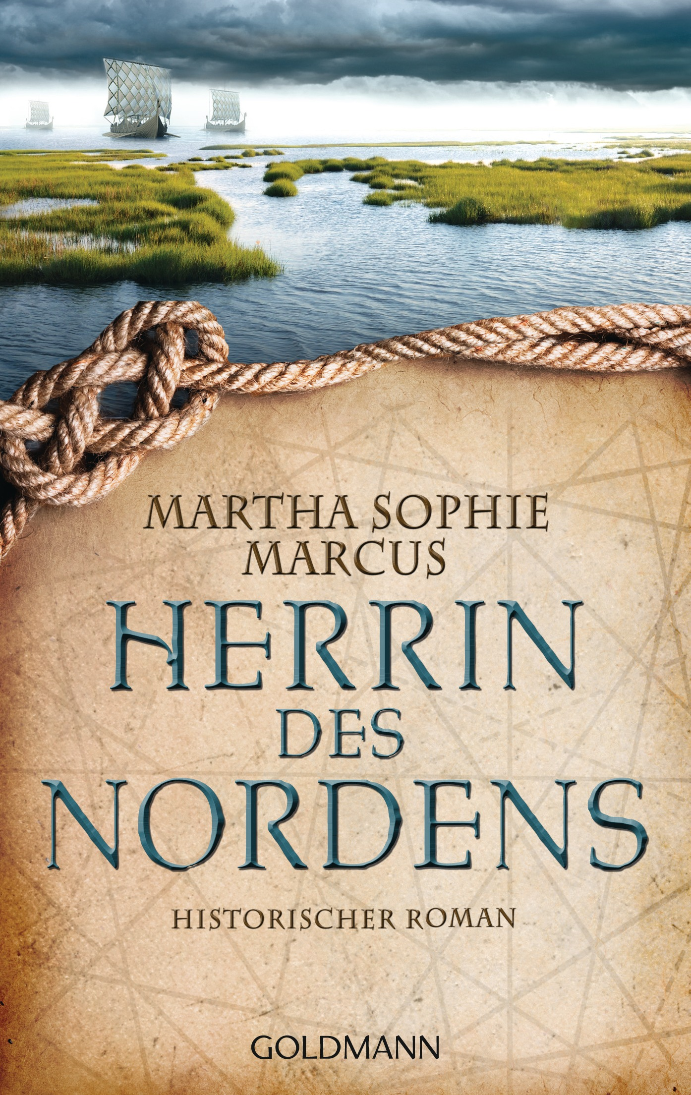 Herrin des Nordens - Martha Sophie Marcus