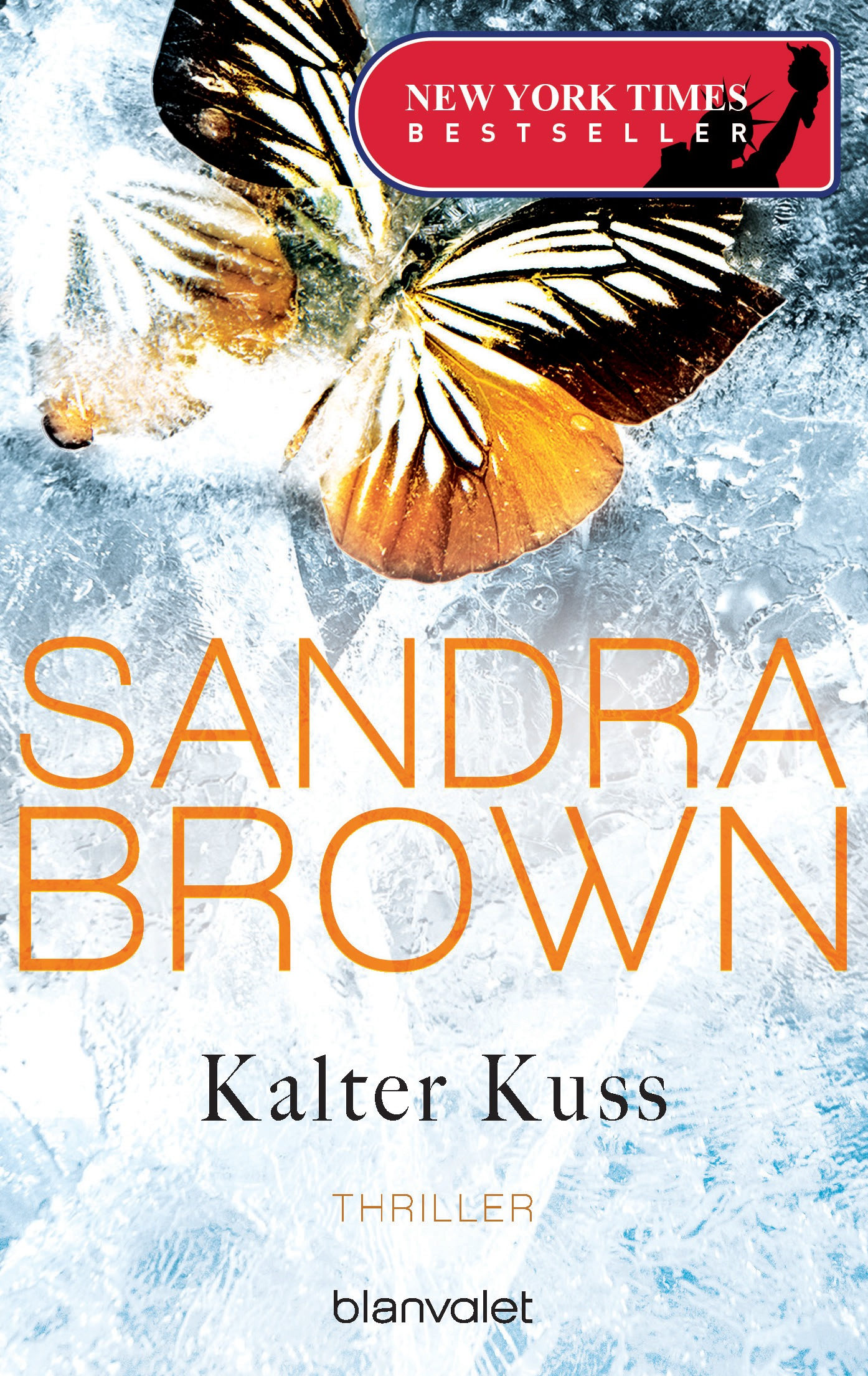 Kalter Kuss - Sandra Brown