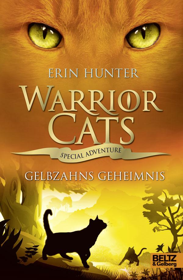 Warrior Cats - Special Adventure: Gelbzahns Geheimnis - Erin Hunter