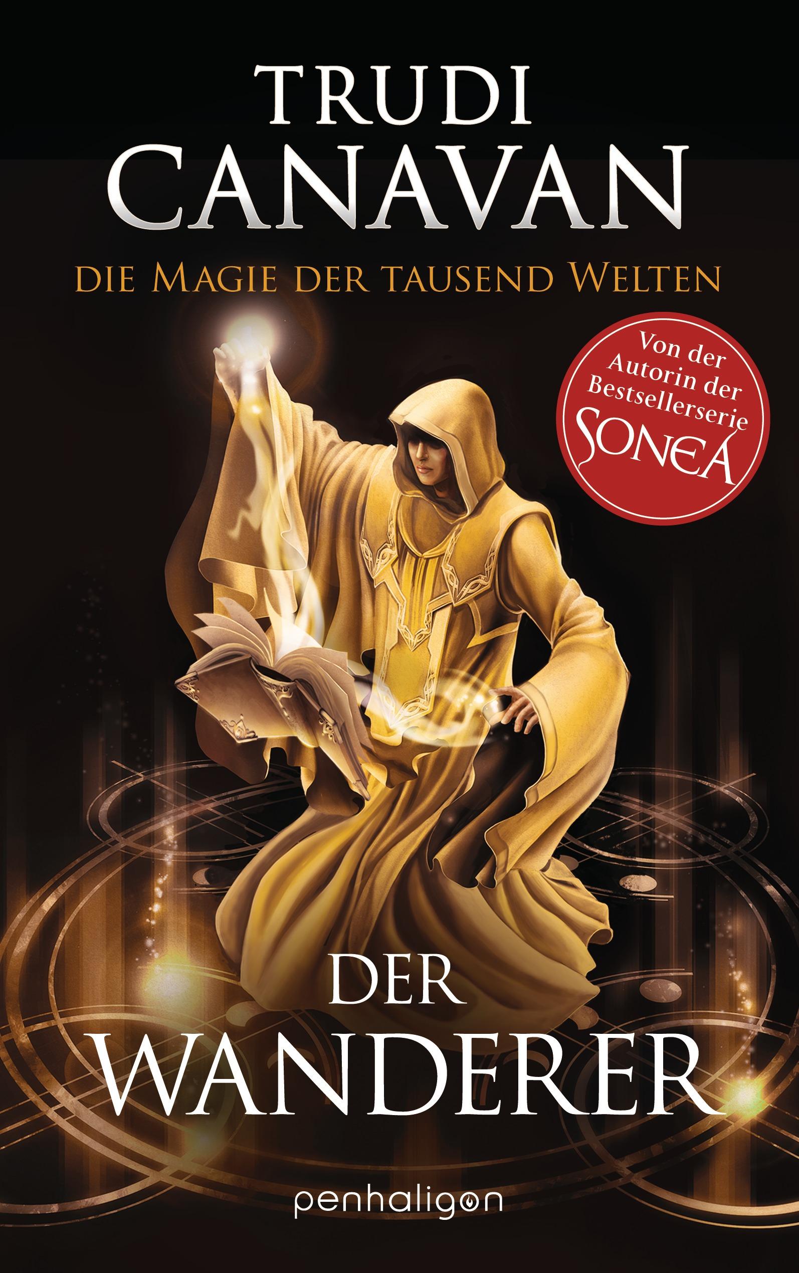 Die Magie der tausend Welten: Der Wanderer - Trudi Canavan