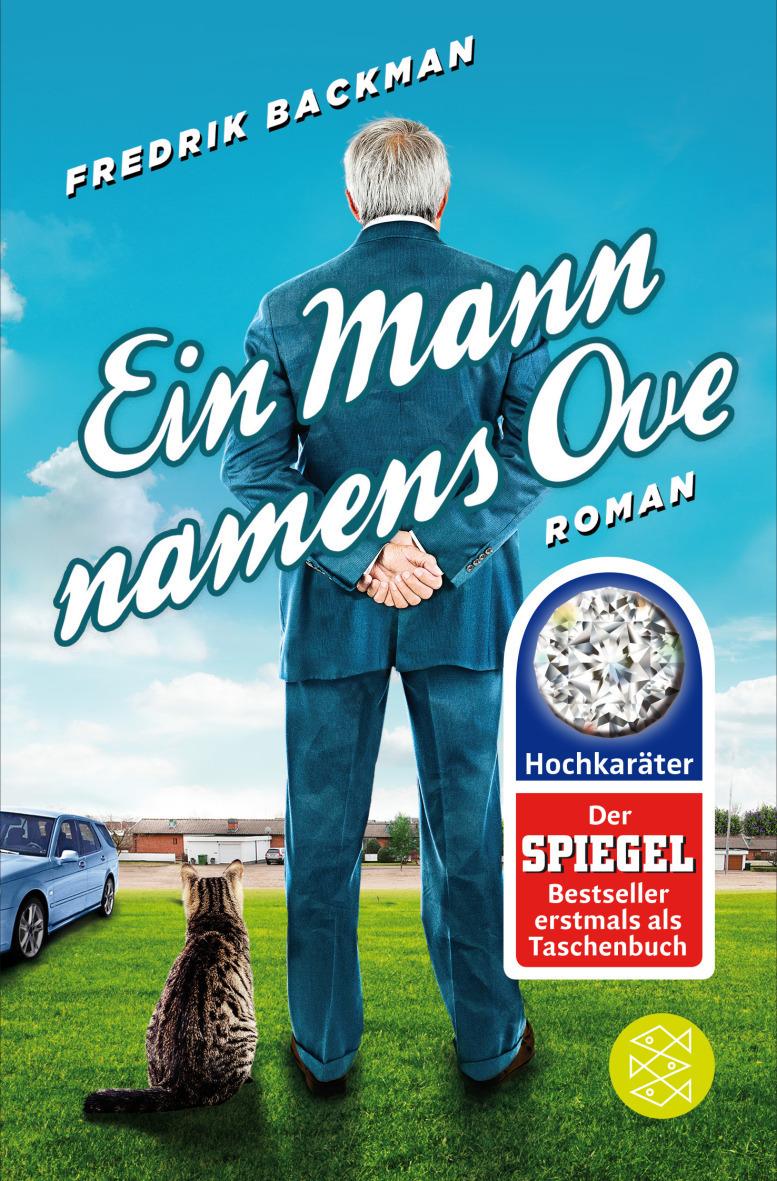Ein Mann namens Ove - Fredrik Backmann