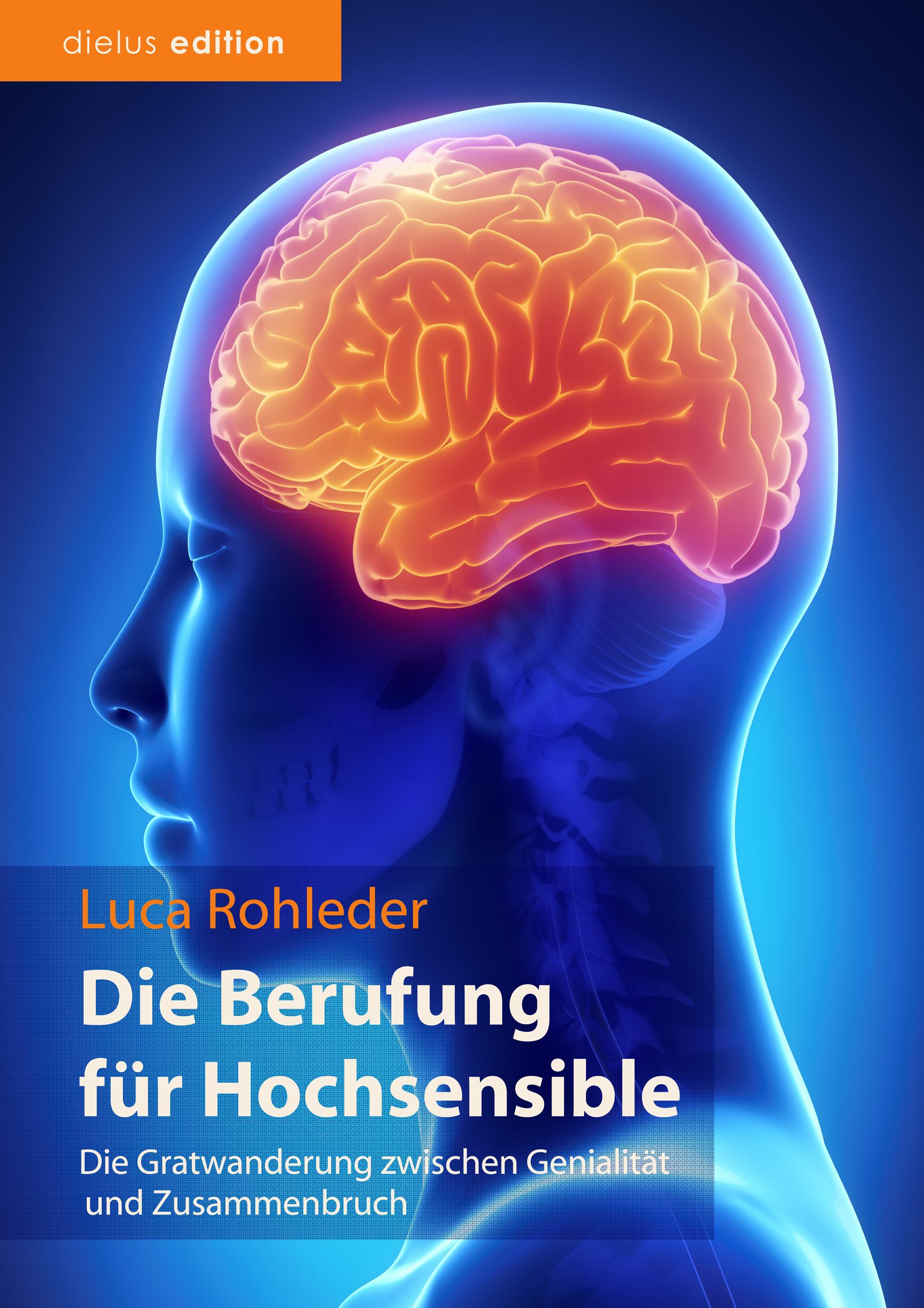 Die Berufung für Hochsensible: Die Gratwanderung zwischen Genialität und Zusammenbruch - Rohleder, Luca