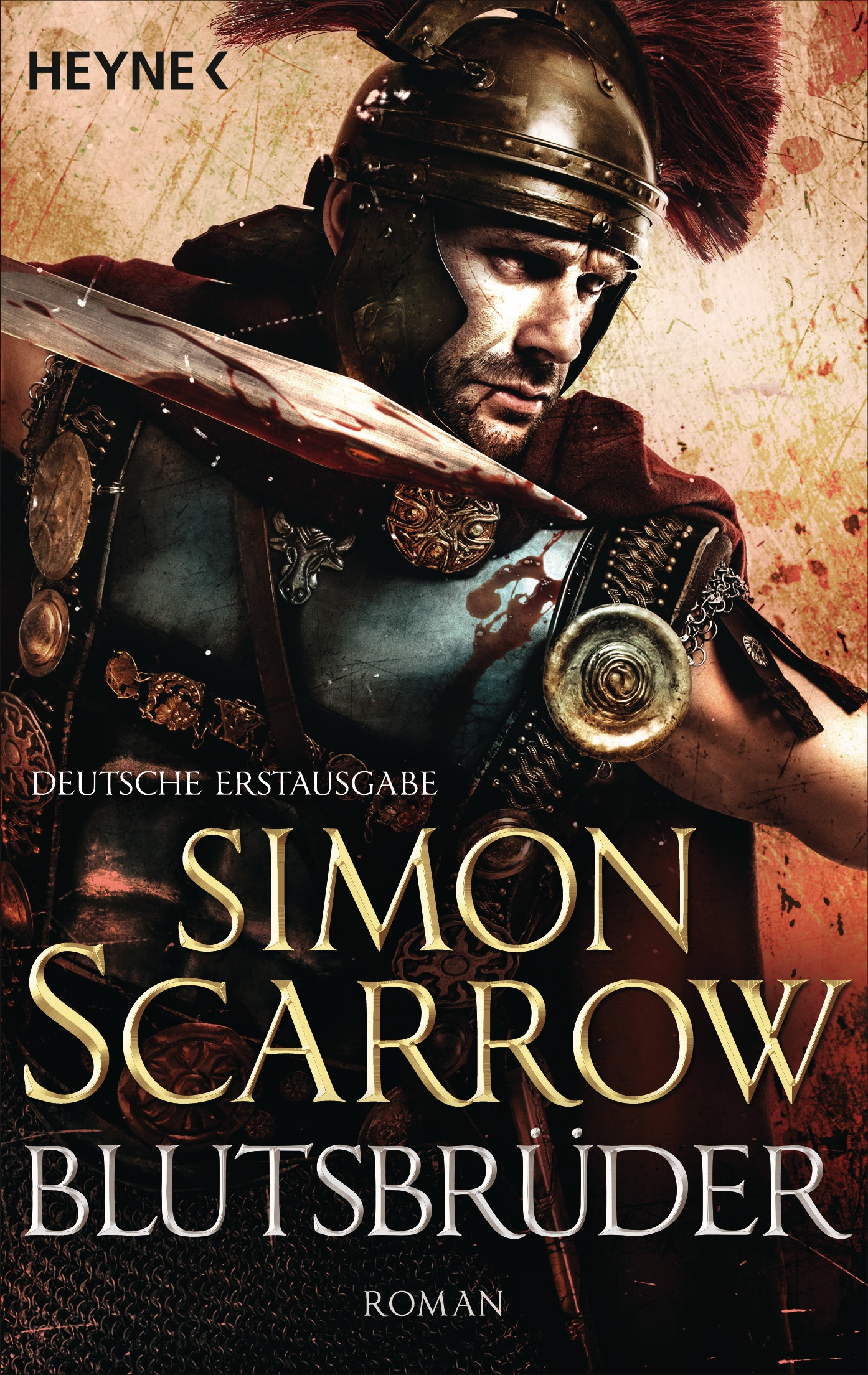Blutsbrüder: Die Rom-Serie 13 - Simon Scarrow