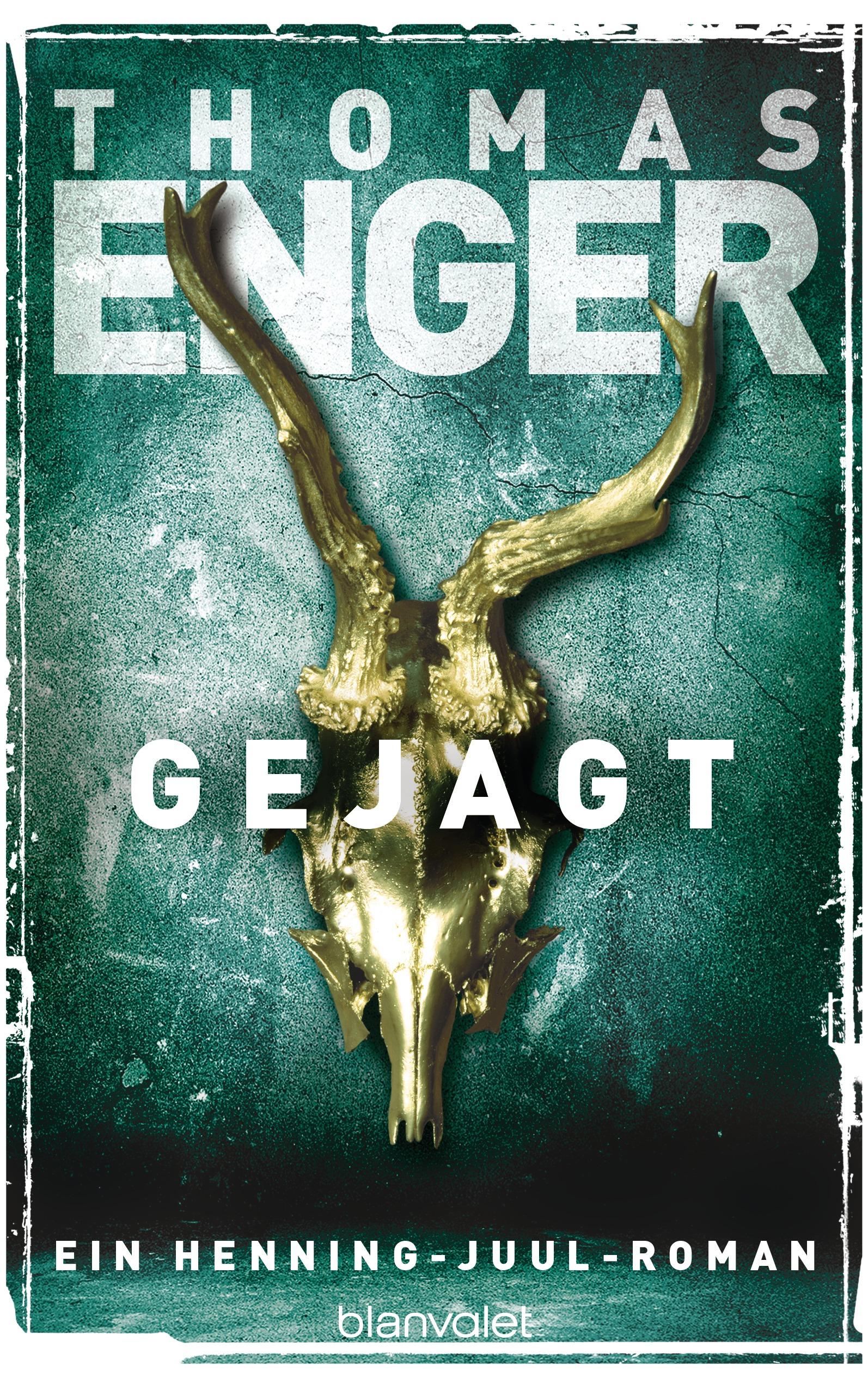 Gejagt: Henning-Juul 4 - Thomas Enger