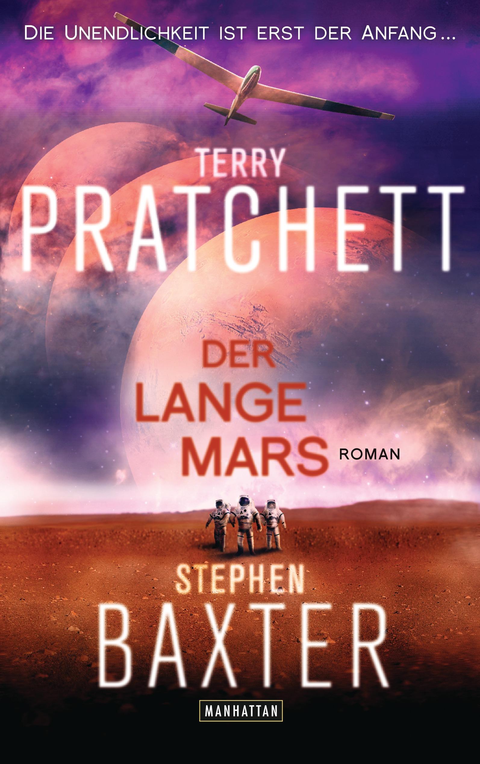 Der lange Mars - Terry Pratchett