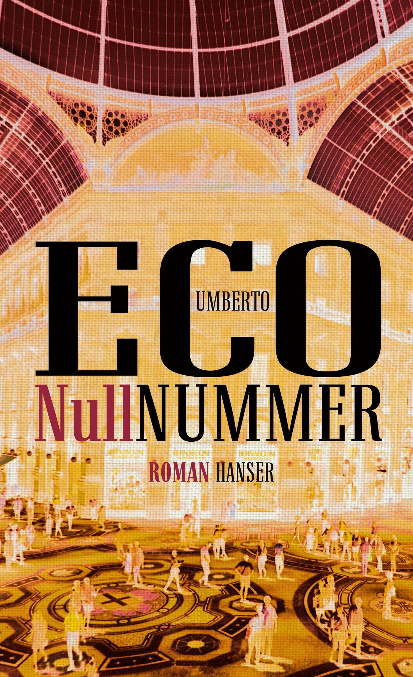 Nullnummer - Umberto Eco