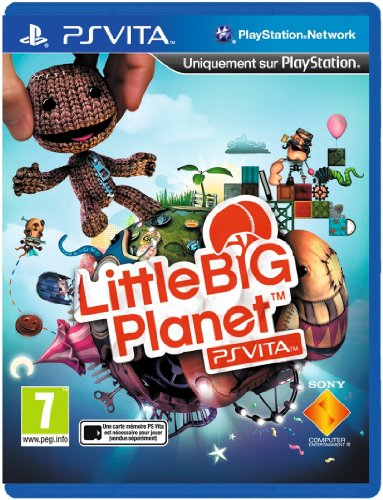 Third Party - Little big planet Occasion [PS Vi...