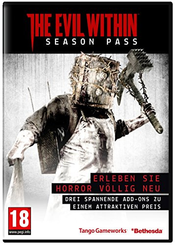 The Evil Within - Season Pass (Code in the Box)...