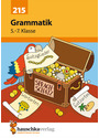 Grammatik 5. Klasse: Wortarten und Satzglieder -  Übungsprogramm mit Lösungen für die 5. Klasse - Gerhard Widmann [Auflage 2003]