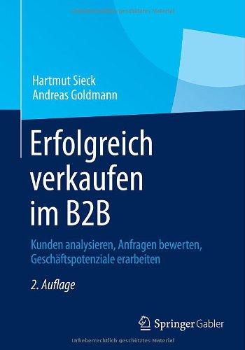 Erfolgreich verkaufen im B2B: Kunden analysiere...